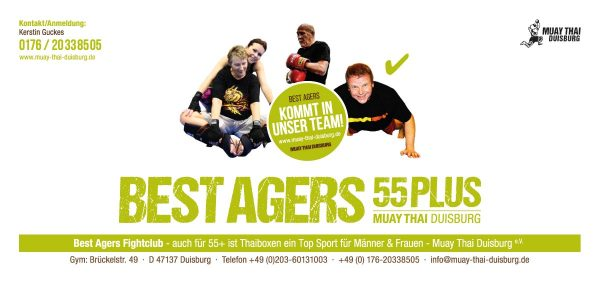 Best Agers 55plus