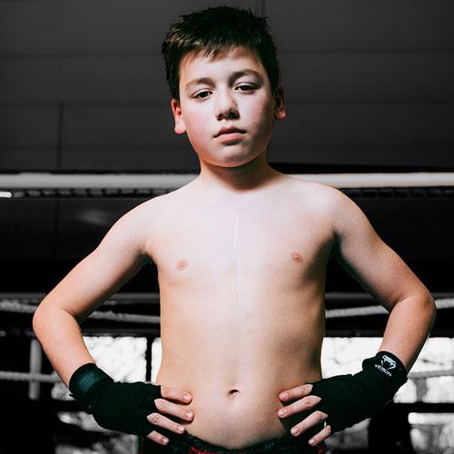 Abakan Kaya, Fighter Muay Thai Duisburg