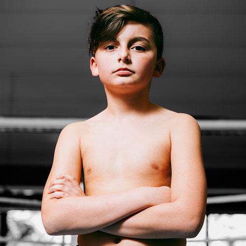 Mikail Islami, Fighter Muay Thai Duisburg