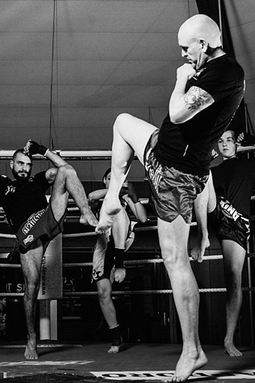 Muay Thai Duisburg Probetraining