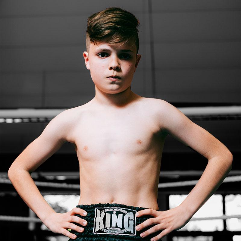 Dennis Schumacher, Fighter Muay Thai Duisburg, 2017