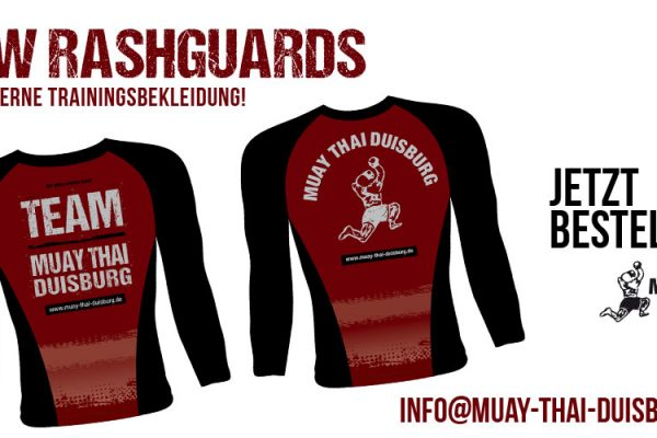 New Rashguards