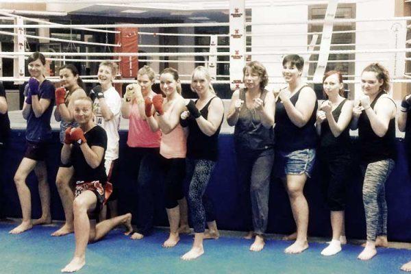Muay Thai Duisburg - Frauen trainieren anders!