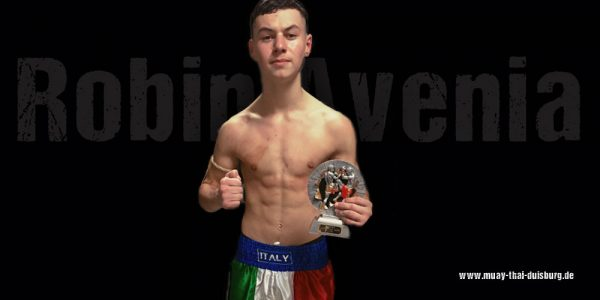 Robin Avenia gewinnt durch TKO