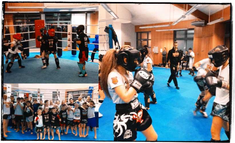 Fight Club Essen als Sparring Gast beim Muay Thai Duisburg