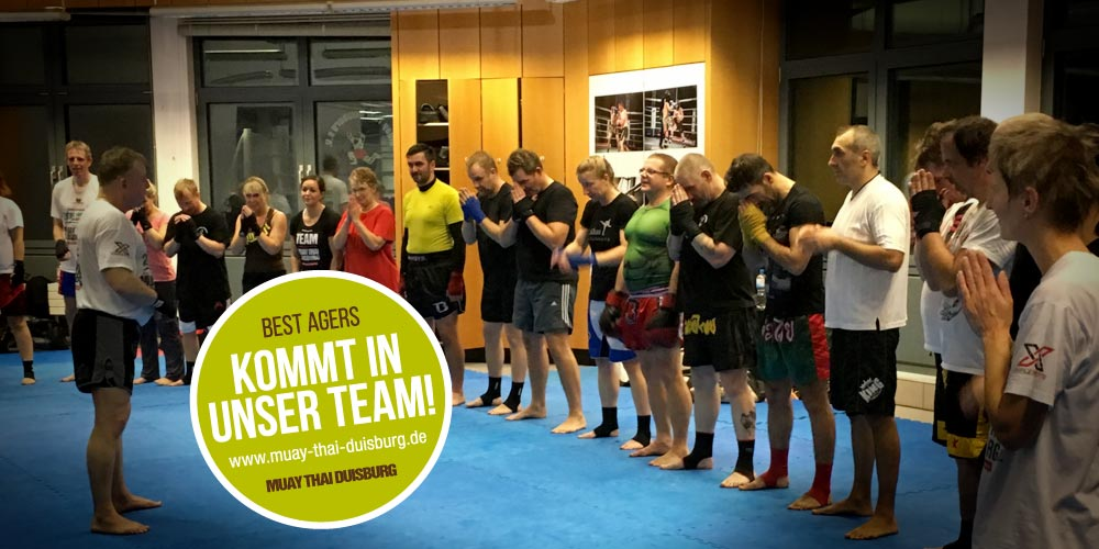 Bestagers beim Muay Thai Duisburg