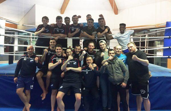 Fußballteam EV Scherpenbeck