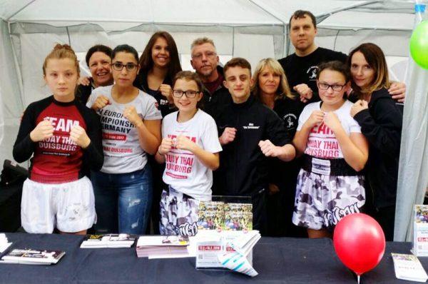 Duisburg Bewegt sich 2017, Muay Thai Duisburg