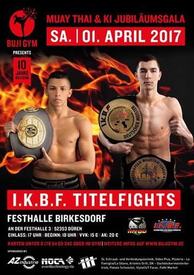 Fightnight Düren 2017