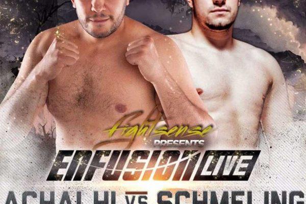 Achalhi vs. Schmeling, April 2017