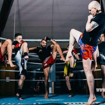 Muay Thai Duisburg Training