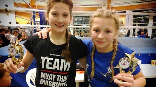 Kindersparringsturnier 2017, Muay Thai Duisburg