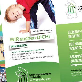 Förderung - NRW Sportschule Duisburg