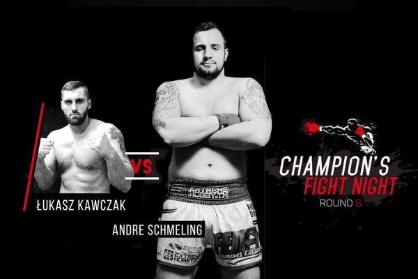 Danzig - A-Klasse Fight mit Andre Schmeling, Muay Thai Duisburg