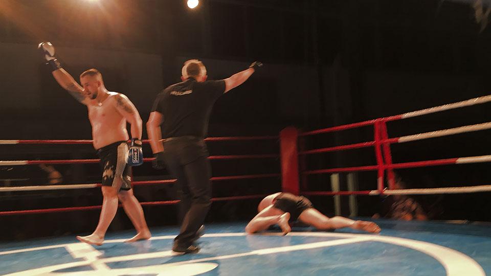 Championsnight Danzig, 2017. Muay Thai Duisburg